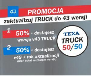 Aktualizacja testerów diagnostycznych TEXA Truck
