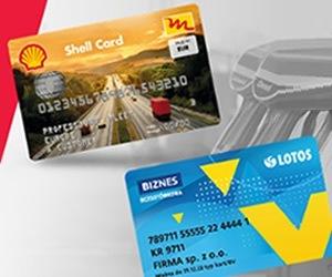 Pierwszy w Polsce mikrofaktoring z kartami paliwowymi Shell i LOTOS