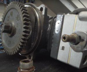 Wymiana kompresora sprężonego powietrza [FILM]
