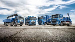 """Firma DAF Trucks wprowadza program """"Ready to go"""""""