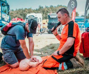 Akcja bezpłatnych szkoleń pierwszej pomocy