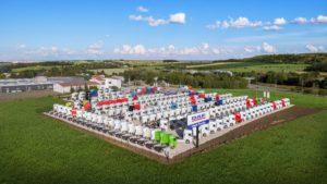 Otwarcie nowego centrum używanych pojazdów ciężarowych DAF w Pradze