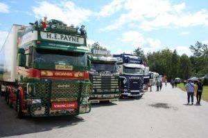 Master Truck Show 2020 w cieniu pandemii – fotorelacja