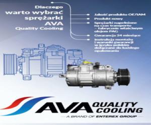 Uniwersalne skraplacze i sprężarki w ofercie AVA Cooling