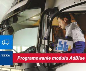 Programowanie modułu AdBlue