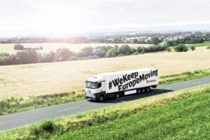 Kampania DB Schenker #WeKeepEuropeMoving