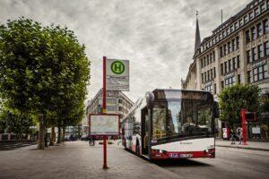 Solaris na liście dostawców 530 autobusów elektrycznych