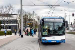 Ploiesti zakupiło 20 trolejbusów Solarisa