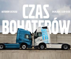 2-dniowy event Volvo Trucks Polska na Autodromie Jastrząb