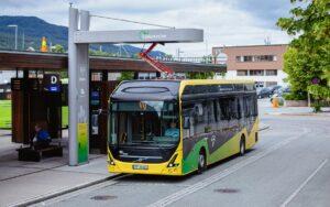 150 autobusów Volvo trafi do Norwegii