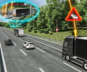 Przyszłość technologiczna transportu według Continental