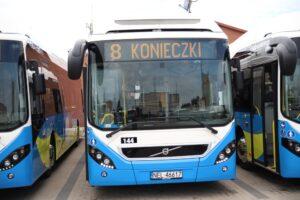 Kolejne autobusy hybrydowe Volvo trafią do Ełku