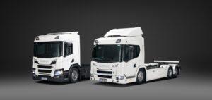 Scania wprowadza gamę zelektryfikowanych ciężarówek
