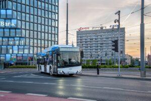 5 autobusów elektrycznych Solaris dla MZK Piła