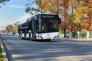 Nowy autobus hybrydowy w portfolio marki Solaris