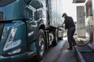 Volvo Trucks dostrzega zwiększone zainteresowanie LNG