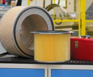 Nowe filtry do zastosowań przemysłowych w ofercie PPHM Exmot