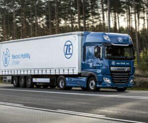ZF i WABCO prezentują gamę inteligentnych rozwiązań dla transportu