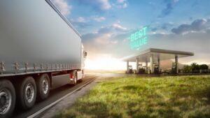 ZF wprowadziło system zarządzania paliwem dla flot