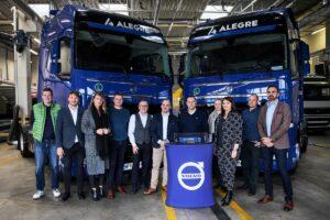 Flota Alegre Logistic powiększy się o 10 ciągników Volvo