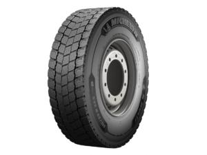 Nowości w gamie opon ciężarowych Michelin