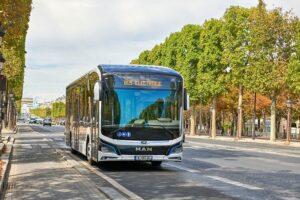 MAN uruchomił produkcję autobusów elektrycznych w Polsce