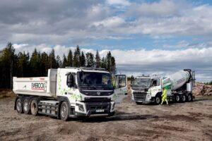 Volvo rozpoczyna klienckie testy elektrycznych ciężarówek