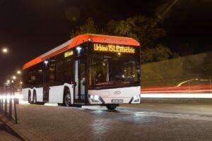 Premiera: Solaris zaprezentował przełomowy autobus elektryczny