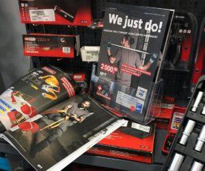 """EUROPART publikuje nowy katalog produktowy """"We just do"""""""