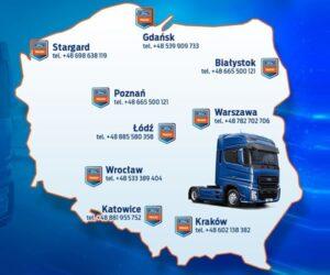 3 x 500 euro – sprawdź nową ofertę leasingową Ford Trucks Polska