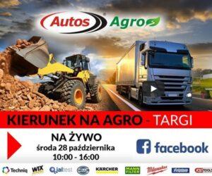 Targi rolnicze online w Autos