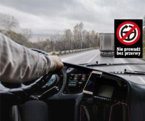 Przerwij jazdę, nie przerywaj życia!
