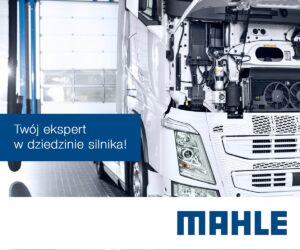 Przyszłość silnika ciężarowego oczami MAHLE