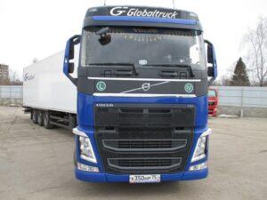 Globaltruck pojedzie na oponach Goodyear