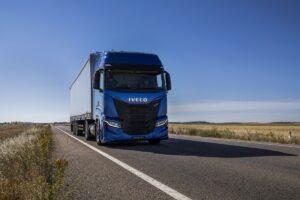 Iveco S‑Way zdobywa tytuł Zrównoważonej Ciężarówki