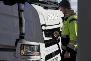 Porozumienie Scania, ENGIE i EVBox w sprawie ładowania pojazdów