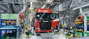 Scania uruchamia produkcję pojazdów w Chinach
