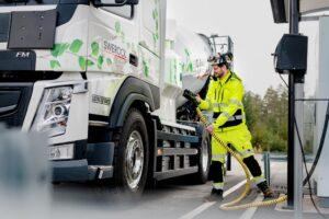 Pełna gama elektrycznych ciężarówek Volvo już w przyszłym roku