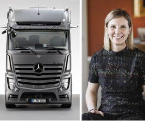 Mercedes-Benz Trucks będzie mieć nowego szefa.