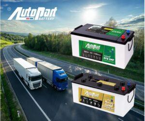 Wzmacnianie akumulatorów do samochodów ciężarowych
