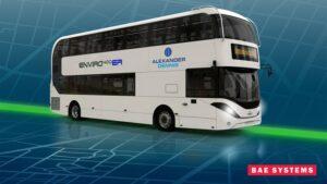 Układy hybrydowe BAE Systems w autobusach ADL
