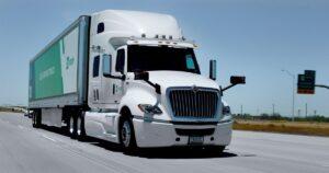 Goodyear i TuSimple współpracują nad autonomicznym transportem