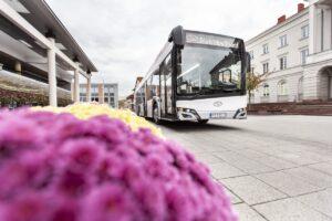 Hybrydowe autobusy Solarisa pojawią się w Rumunii