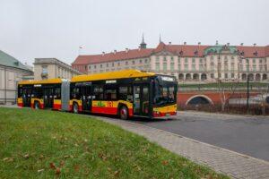 Z fabryki Solarisa wyjechał jubileuszowy autobus