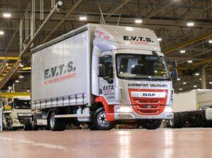 200 tys. DAFów z zakładów Leyland Trucks