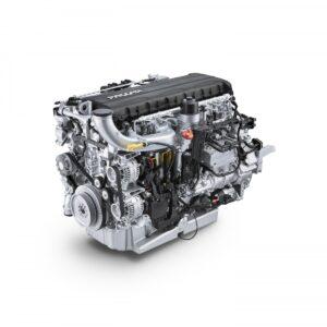 Duże zamówienie na silniki DAF od firmy Solaris