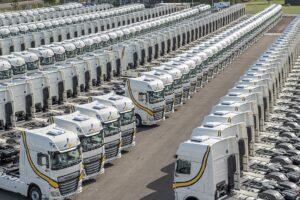 Primafrio Group zamówił 1300 pojazdów DAF XF