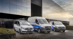Mercedes-Benz Vans ze wzrostem rejestracji w 2020 r.