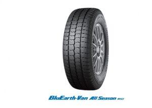 Całoroczna nowość Yokohamy –BluEarth-Van All Season