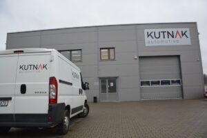 KUTNAK Automotive w dalszym ciągu poszerza swój asortyment w sąsiednich krajach europejskich